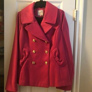 Tommy Girl Pink Peacoat (M)